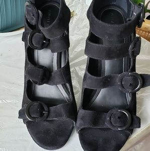 Kendall & Kylie Strap Platform Shoes